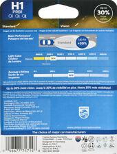 Headlight Bulb-Vision-Single Blister Pack Philips 12258PRB1 h1 prb1