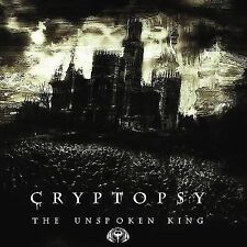 The  Unspoken King by Cryptopsy (CD, 2008, Century Media (USA))
