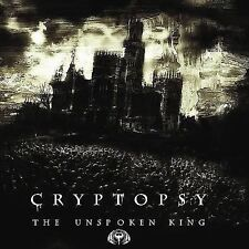 The Unspoken King by Cryptopsy (CD, 2008, Century Media (USA)) NEW! Death Metal
