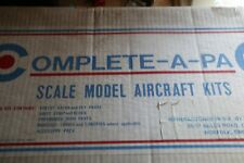 Complete-A-Pac Handley-Page Harrow Rc Plane Kit To Build