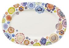 Villeroy & Boch Anmut Bloom platte oval 34 Cm