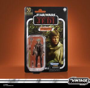 Hasbro Star Wars The Vintage Collection Luke Skywalker (Endor) VC198