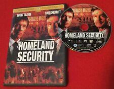 Homeland Security (DVD, 2004) Tom Skerritt | Scot Glenn | Grant Show