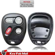 New Key Fob Remote Shell Case For a 1999 Oldsmobile Alero w/ 4 Buttons