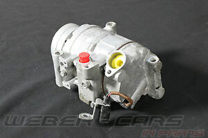 Audi S7 S6 RS6 4G 4.0 V8 TFSI a/C Compressor Gasoline Air Conditioning