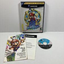 Super Mario Sunshine (Nintendo GameCube, 2002) - No Manual - TESTED