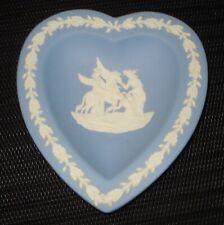 Vintage Signed Wedgwood Jasperware Ring Holder Pegasus Horse Design Nr