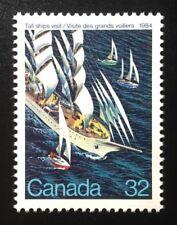 Canada #1012 MNH, Tall Ships Regatta Stamp 1984