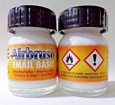 17,96€/100ml) Revell 39001 Airbrush Email Basic, Grundierfarbe 25ml Spritzfertig