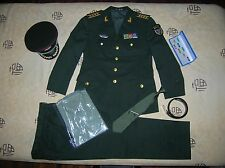 Obsolete 15's China PLA Army War Zone Man Officer Uniform,Set