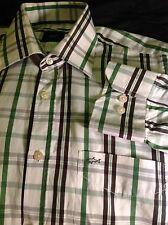 Paul & Shark Yachting Shirt Sz Small Made In Italy