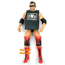 NWO WWF WWE Scott Hall Elite Wrestling Action Figure Kid Child Toy Razor Ramon