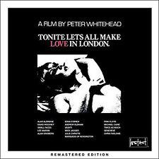 Original Soundtrack - Tonite Let's All Make Love in London 1990 CD