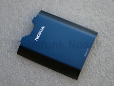 Original Nokia C3 C3-00 Akkudeckel | Battery Cover | Deckel in Blau Blue NEU