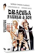 DRACULA - FATHER AND SON (Christopher Lee) DVD