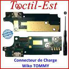 Wiko Tommy Connecteur de charge Platine USB Micro Antenne ORIGINAL + Tournevis