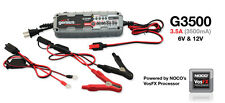 GENIUS 3500 mA 6V ,12V ,BATTERY CHARGER