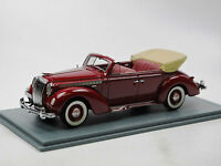 Neo Scale Models 43196 - 1938 Opel Admiral Cabriolet - dunkelrot - 1/43 OVP