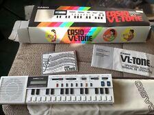 More details for casio vl-tone vl-1