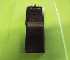 Motorola MTX838 Handie Talkie FM Radio H01RDC9DB3AN TX @Z18