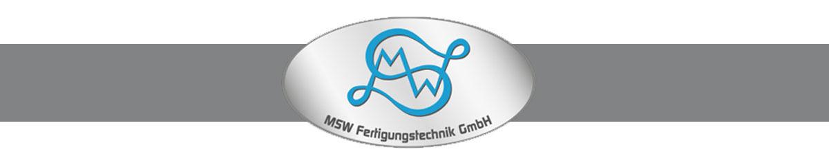 MSW Fertigungstechnik GmbH