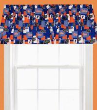 "Florida, Gators, College, Football, Valance 43""W 15""L Curtain Window Treatment"