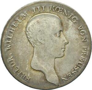 Brandenburg-Preußen Friedrich Wilhelm III. Taler 1814 A (Berlin) Silber ss