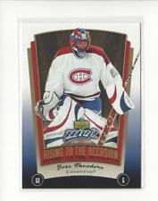 2005-06 Upper Deck MVP Rising to the Occasion #RO10 Jose Theodore Canadiens