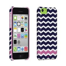 Case-Mate Barely There Print Case Cover for iPhone 5C Ziggy Zag New