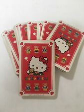 Hello Kitty Playing Cards 1993 Vintage - great for your collection