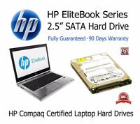 "250GB HP EliteBook 2570p 2.5"" SATA Laptop Hard Drive (HDD) Upgrade Replacement"