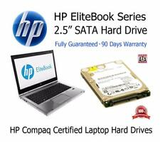 "250GB HP EliteBook 8560w 2.5"" SATA Laptop Hard Drive (HDD) Upgrade Replacement"