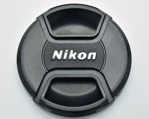 Genuine Nikon LC-67 67mm Snap-On Front Lens Cap18-300 18-140 16-85 24-85 85mm G