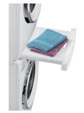 Whirlpool 2-in-1 Stacking Kit - Sliding Shelf, Hanging Rack & Easy Install