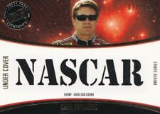 "2008 PRESS PASS ECLIPSE CARL EDWARDS EVENT USED CAR COVER ""NASCAR"" #77/150"