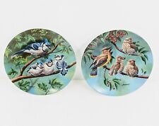 Knowles Collector Plates Joe Thornbrugh Welcoming a New Day/The Morning Harvest