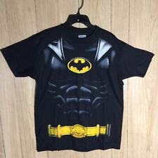 Vintage 1989 Batman Costume T-Shirt Mens Large USA Joker Marvel DC Comics NOS