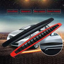 2 pezzi in fibra di carbonio protezione paraurti angolo guardia per auto decor