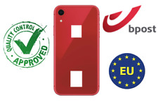 IPHONE XR - BEHUIZING HOUSING ARRIERE - ROOD ROUGE RED - NIEUW NOUVEAU NEW