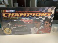 NEW MILTON BRADLEY NASCAR CHAMPIONS BOARD GAME sealed