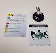 Heroclix Avengers Movie set Sif #012 Uncommon figure w/card!
