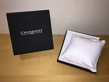 CHIMENTO - Black Bracelet Case Box - Estuche Pulsera -  Bracelet NOT included