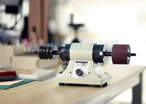 Leather polishing machine Belt leather edge burnishing machine 220V/110V