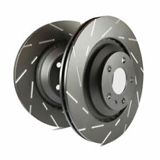 EBC USR Slotted Front Rotors for 08+ Lotus 2-Eleven 1.8 Supercharged