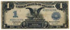 USA - One SILVERDOLLAR - SILVER CERTIFICATE 1899 - ANSEHEN (13522/1077N)