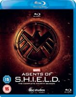 Nuevo Marvels AGENTS OF S. H. I.E. L.D Temporada 4 Blu-Ray