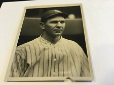 1926 Bob Shawkey Charles Conlon original photo NY Yankees