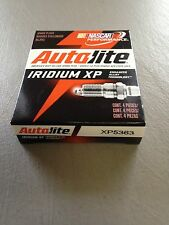 FOUR(4) Autolite XP5363 Iridium Spark Plug SET/BOX