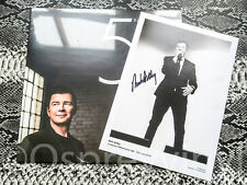 Rick Astley 50 Vinyl album Factory Sealed with Signed Print From Rick Astley S