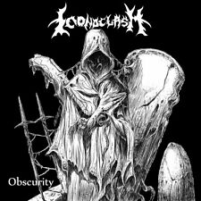 "ICONOCLASM ""Obscurity"" (DEMO + UNRELEASED TRACKS) Old School Death"